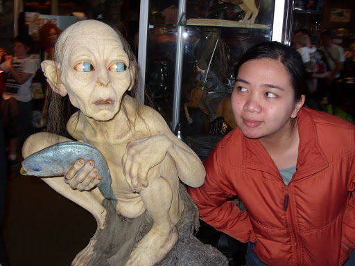 ♥ TraveL Pick ♥ a glimpse of WETA CAVE