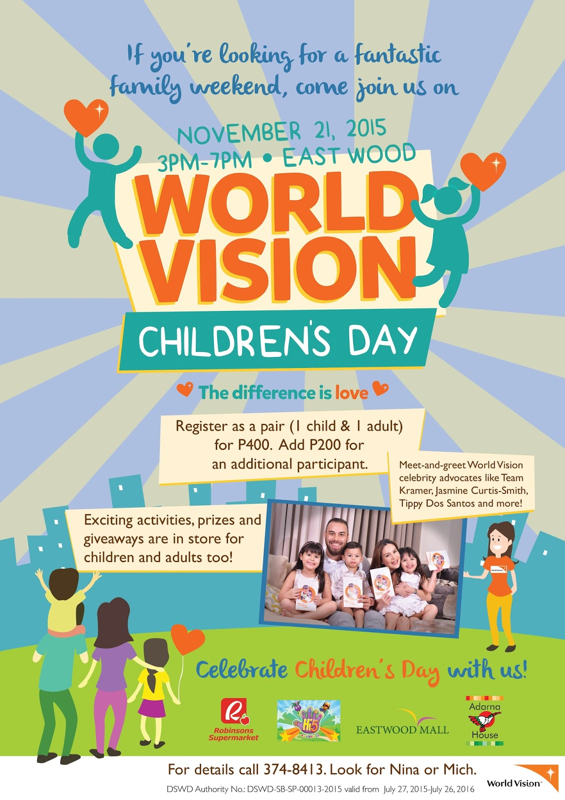 ♥ Give a Noche Buena Gift this Christmas through World Vision ♥