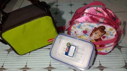 biokips lunch bag