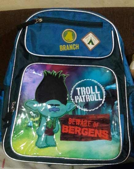 troll bag